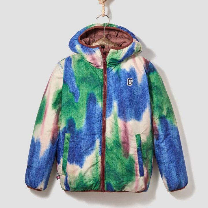 Jacke multicolor Tag