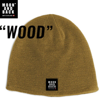 Mütze Moon and Back Wood