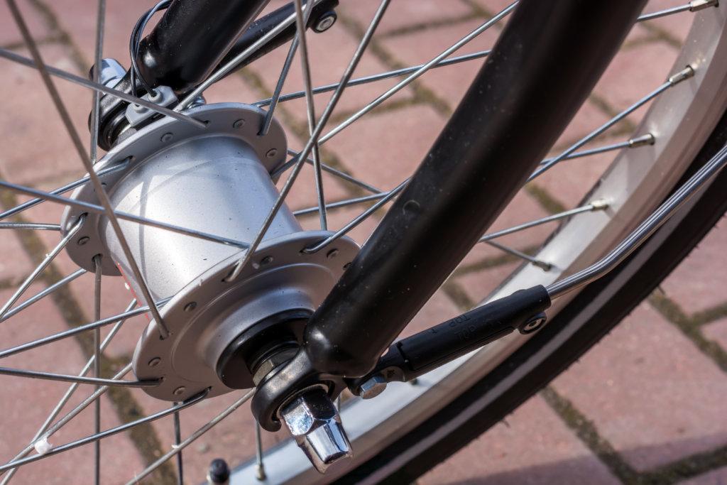 Raggi per biciclette.