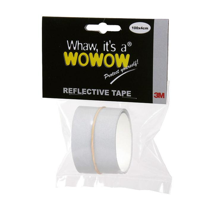 reflektorband selbstklebend silber von wowow made visible. Black Bedroom Furniture Sets. Home Design Ideas